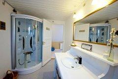 Fælles badeværelse/gemeinsame Badezimmer/Sharedbathroom