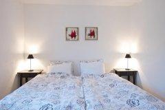 Soveværelse Ferielejlighed/Schlafzimmer Ferienwohnung/Bedroom Apartment