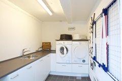 Fælles Vaskerum/Gemeinsames Wäscheraum/Scharred Laundry