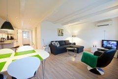 Stue ferielejlighed/wohnzimmer Ferienwohnong/livingroom apartment